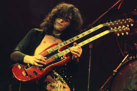 Guitar heroes – Jimmy page